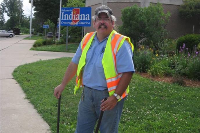 Street Cleaner | Smart Partners Alliance - State Use Program | Indianapolis, IN